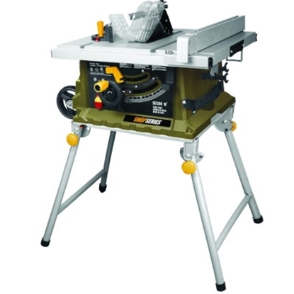 Picture of Rockwell® 15-Amp 10'' Table Saw with Collapsible Leg Stand