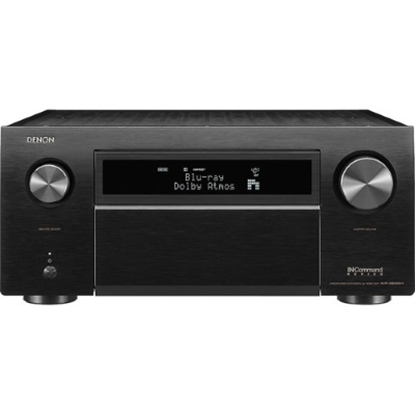 Picture of Denon 13.2-Channel Network AV Receiver - Black