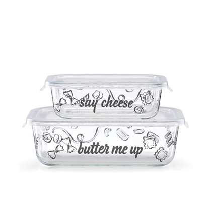 """Picture of Kate Spade """"There's a More"""" Storage Set"""