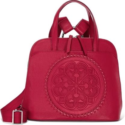 Picture of Brighton® Mella Convertible Backpack - Lipstick