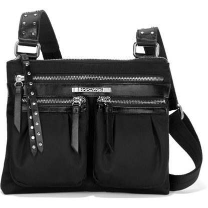Picture of Brighton® Frisco Messenger - Black