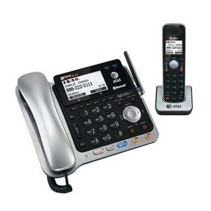 Picture of AT&T Dect 6.0 Corded/Cordless Answering System