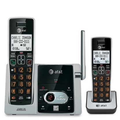 Picture of AT&T Two-Handset Cordless Answering System