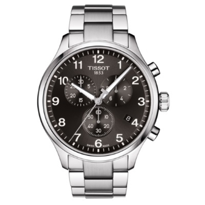 Picture of Tissot Chrono XL Classic Watch with Black Dial