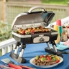 Picture of Cuisinart® Petit Gourmet Tabletop Gas Grill - Stainless
