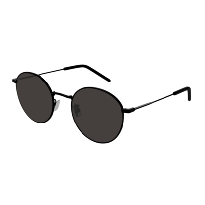 Picture of YSL Classic Round Sunglasses - Black