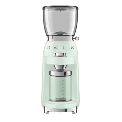 Picture of SMEG Retro Coffee Grinder - Green Pastel