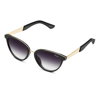 Picture of QUAY Rumours Sunglasses - Black/Black Fade