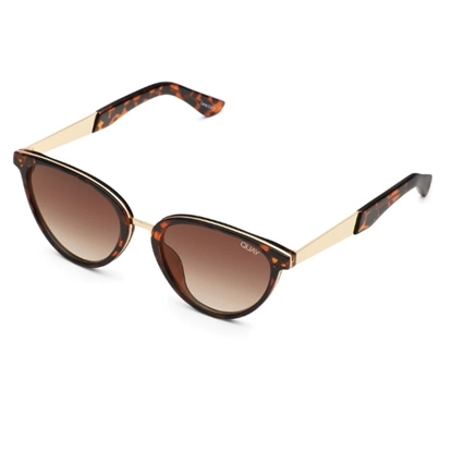 Picture of QUAY Rumours Sunglasses - Tortoise/Brown