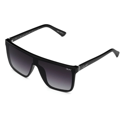 Picture of QUAY Nightfall Sunglasses - Black/Smoke