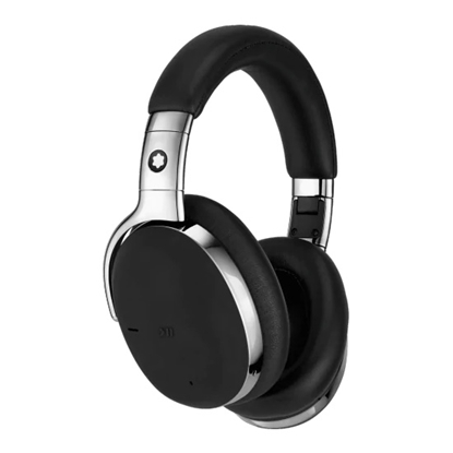 Picture of Montblanc Smart Travel Over-Ear Headphones - Black