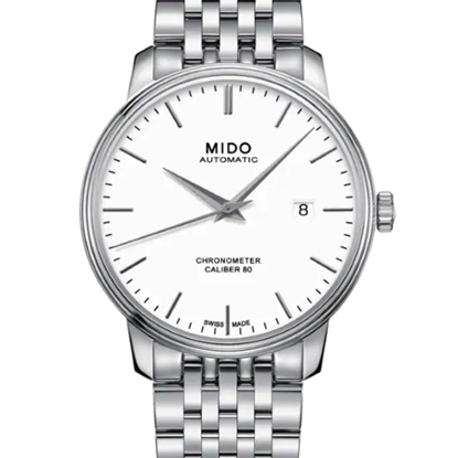 Picture of Mido Baroncelli III Automatic Stainless Steel Watch