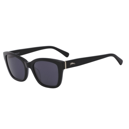 Picture of Longchamp Rectangular Sunglasses - Black