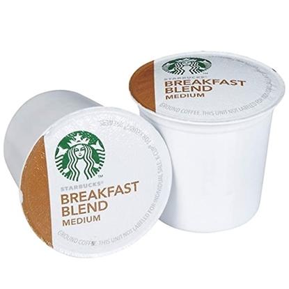 Picture of Keurig® Starbucks Breakfast Blend Coffee K-Cups - 88-Pack
