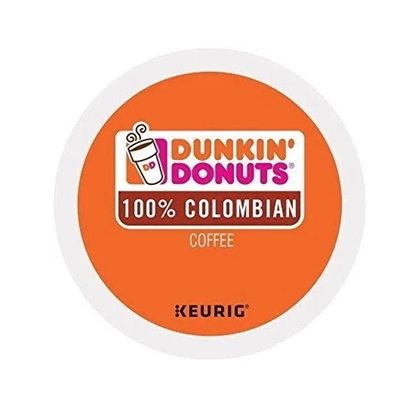 Picture of Keurig® Dunkin' Donuts 100% Colombian K-Cups - 88-Pack