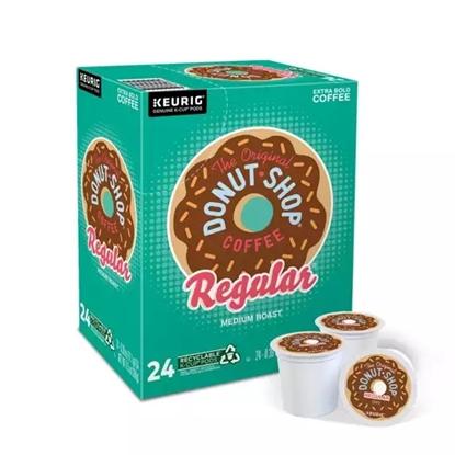 Picture of Keurig® The Original Donut Shop Regular K-Cups - 96-Pack