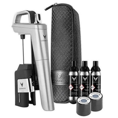 Picture of Coravin Model Six Wine Preservation System - Silver