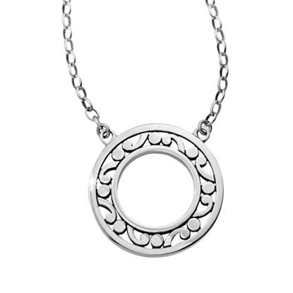 Picture of Brighton Contempo Open Ring Necklace