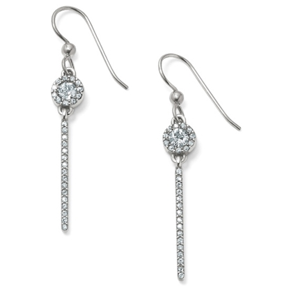 Picture of Brighton Illumina Slim French Wire Earrings