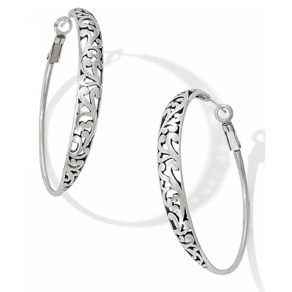 Picture of Brighton Elora Leverback Hoop Earrings
