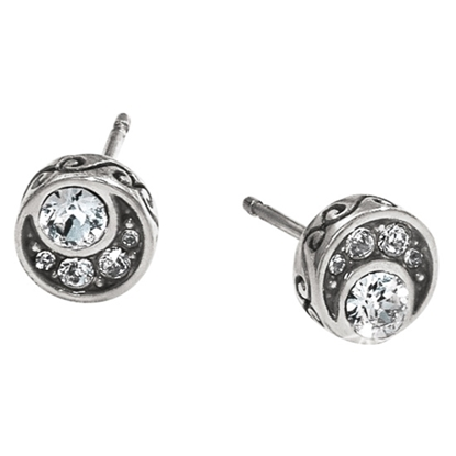 Picture of Brighton Crescent Mini Post Earrings