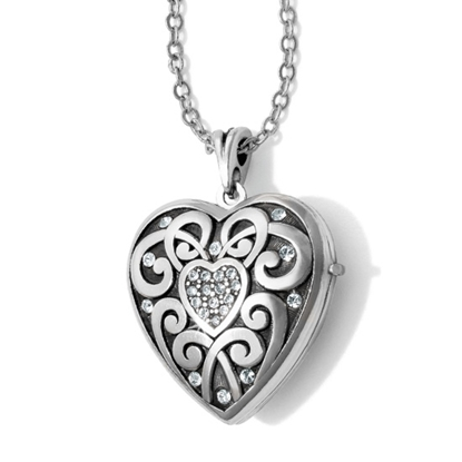 Picture of Brighton Sweet Memory Double Locket