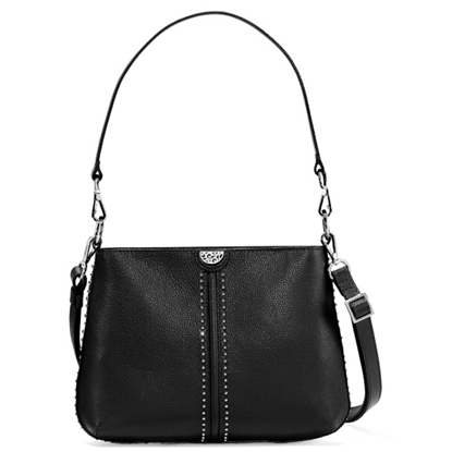 Picture of Brighton Jett Convertible Crossbody - Black