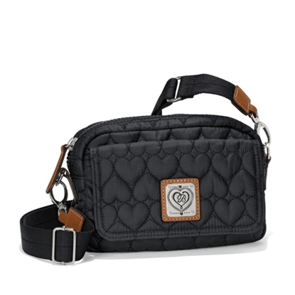 Picture of Brighton Knix Utility Bag - Black