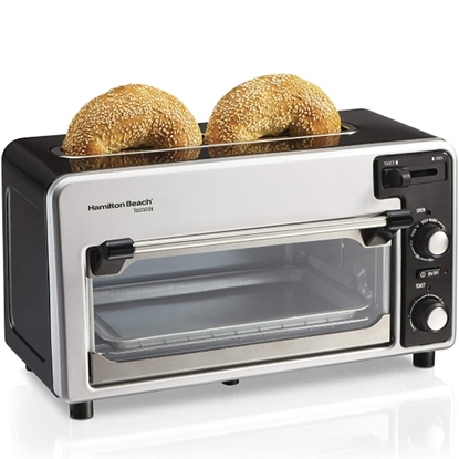 Picture of Hamilton Beach® Countertop Oven & Two-Slice Toaster