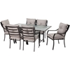 Picture of Hanover Lavallette 7-Piece Outdoor Dining Set