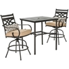 Picture of Hanover Montclair 3-Piece High-Dining Set