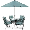 Picture of Hanover Lavallette 5-Piece Dining Set