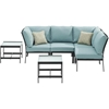 Picture of Hanover Murano 6-Piece Modular Sectional Set