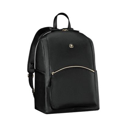 Picture of Wenger Leamarie Slim 14'' Laptop Backpack - Black