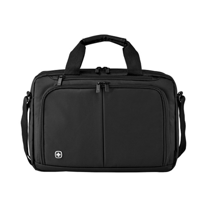Picture of Wenger Source 14'' Laptop Brief with Tablet Pocket - Black