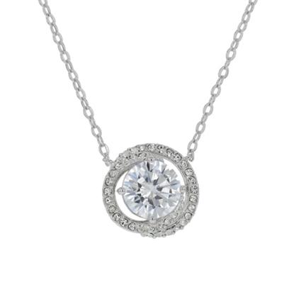 Picture of Nadri Button Pendant Necklace