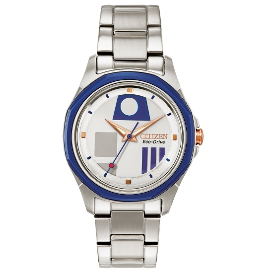 Picture of Citizen Ladies' Star Wars R2-D2 Limited Edition Watch