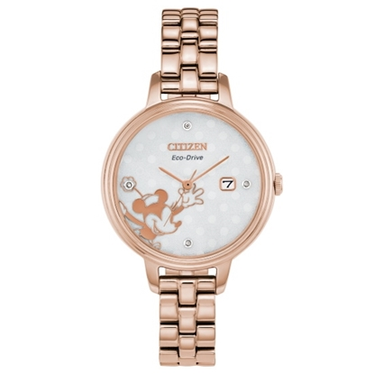 Picture of Citizen Ladies' Minnie Mouse Diamond Watch