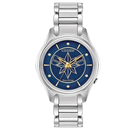 Picture of Citizen Ladies' Captain Marvel Stainless Steel Watch
