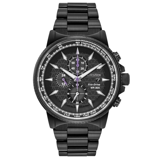 Picture of Citizen Men's Black Panther T'Challa Watch