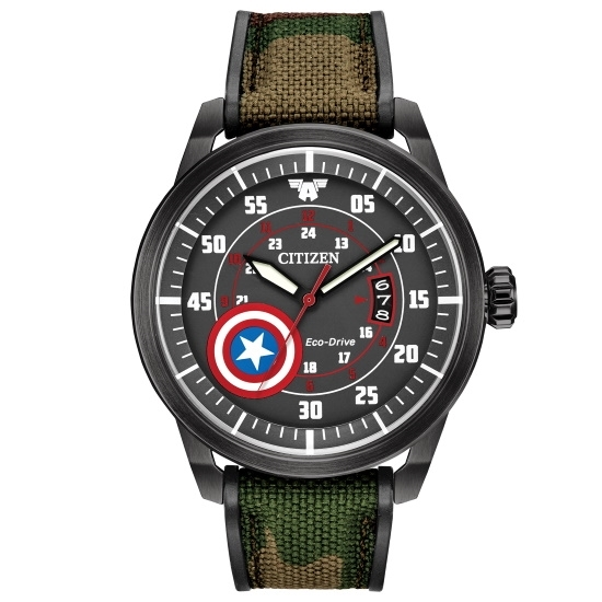 Picture of Citizen Men's Captain America Watch