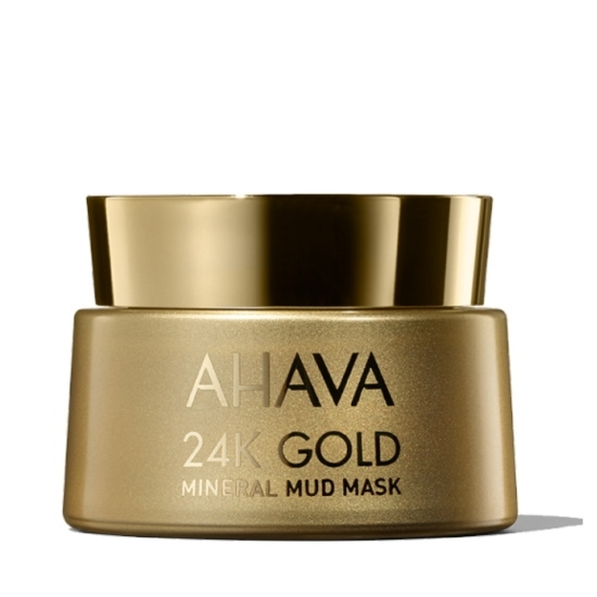 Picture of AHAVA 24K Gold Mineral Mud Mask - 1.7oz.