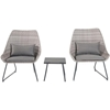 Picture of Hanover 3-Piece Wicker Chat Set
