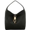 Picture of Dooney & Bourke™ Florentine Logo Lock Shoulder Bag - Black