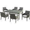 Picture of Hanover Archer 7-Piece Dining Set