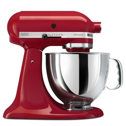 Picture of KitchenAid® 5-Quart Stand Mixer - Empire Red