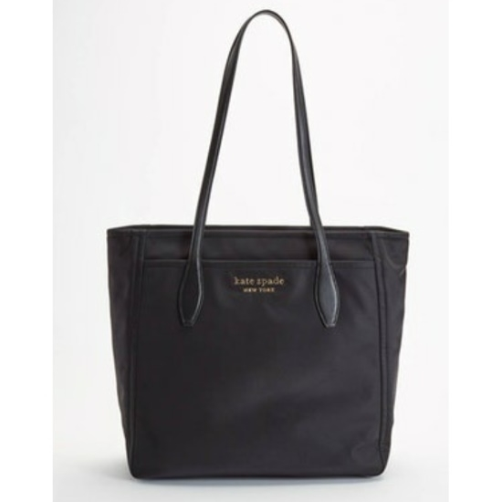 Picture of Kate Spade New Nylon Large Tote - Black