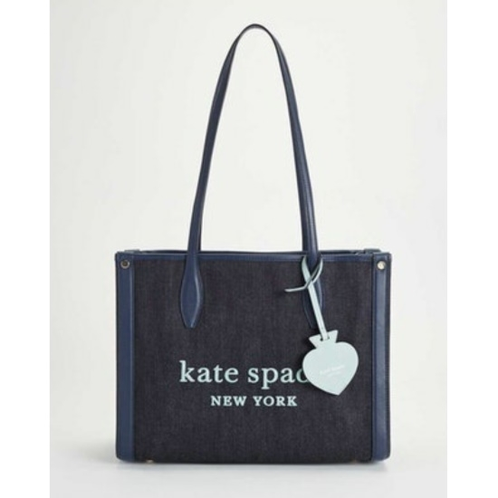 Picture of Kate Spade Market Denim Medium Tote - Dark Denim