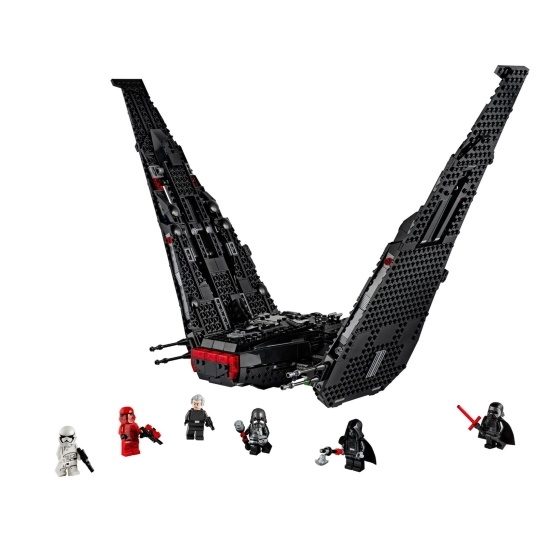 Picture of LEGO® Star Wars™ Kylo Ren's Shuttle