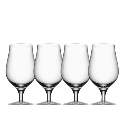 Picture of Orrefors Beer Taster 4-Piece Glass Set